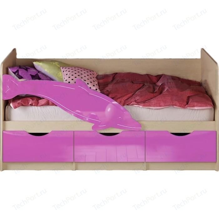 Кровать Дельфин-1 0,8*1,6 м