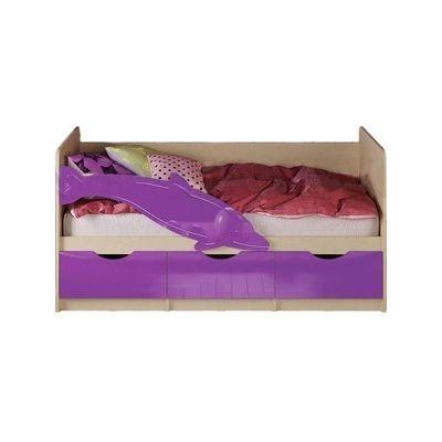 Кровать Дельфин-1 0,8*1,8 м