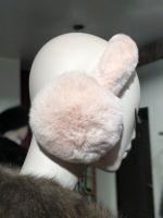 Наушники из меха кролика