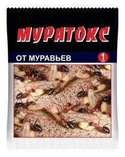 Инсектицид ВХ Муратокс от муравьев 1мл - все для сада, дома и огорода!