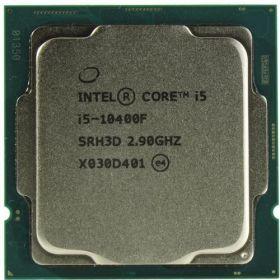 Процессор Intel Core i5-10400F Comet Lake-S (2900Mhz/LGA1200/L3 12288Kb) OEM