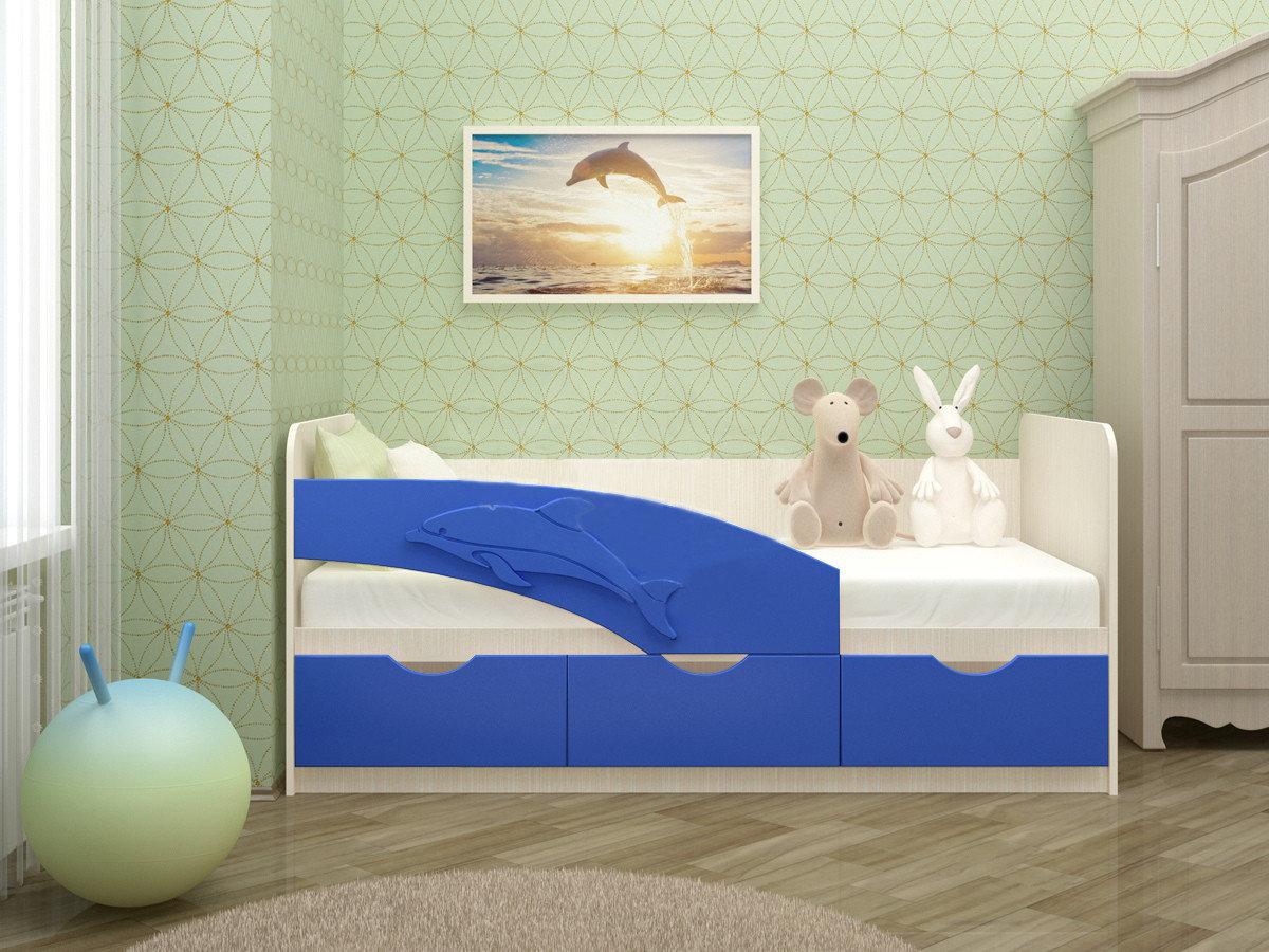 Кровать Дельфин 0,8*1,6 м
