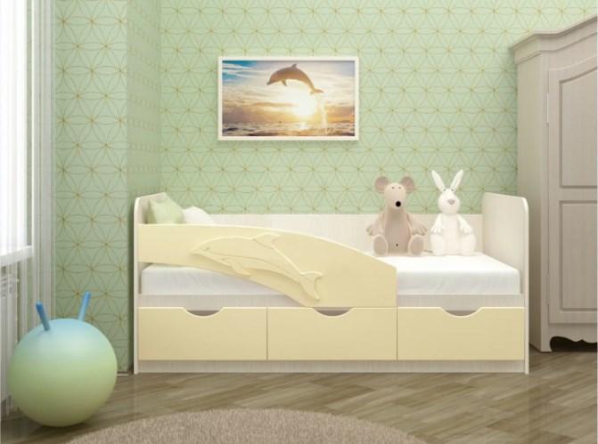 Кровать Дельфин 2,0м