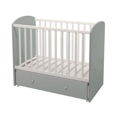 Кроватка детская Polini kids Sky 745, с ящиком