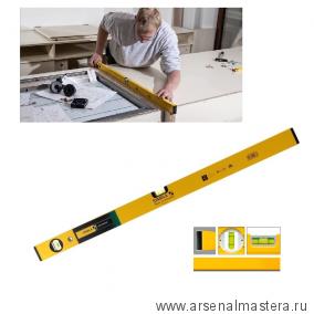 Уровень строительный тип 70 80 см STABILA 02286