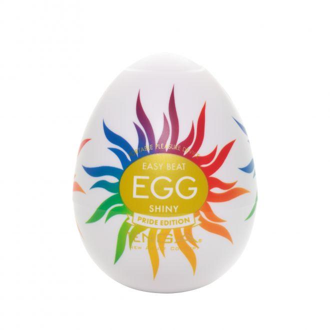 TENGA Egg Мастурбатор яйцо Shiny Pride Edition