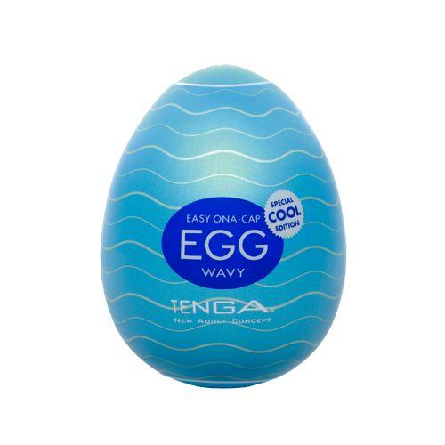 *TENGA Egg Мастурбатор яйцо Cool с охлаждающим эффектом