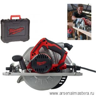 Циркулярная пила 2,2 кВт диск 235 / 30 мм CS 85 CBE MILWAUKEE 4933451116