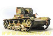Легкий танк Т-26 (двухбашенный)