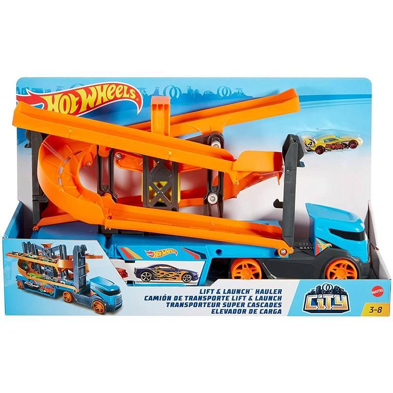 Автовоз Hot Wheels