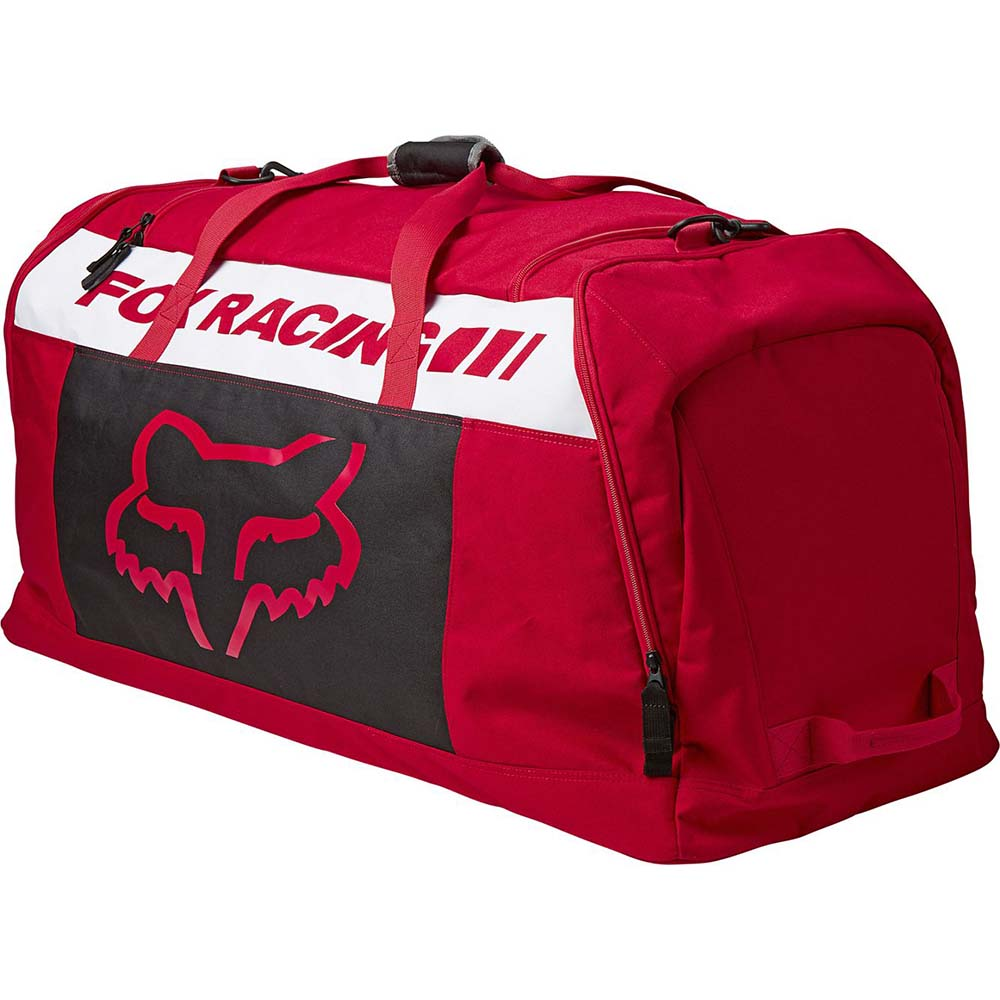 Fox Podium 180 Duffle - Mach One Flame Red сумка для экипировки