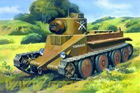"""Американский танк """"Кристи"""" М1931/М1940"""