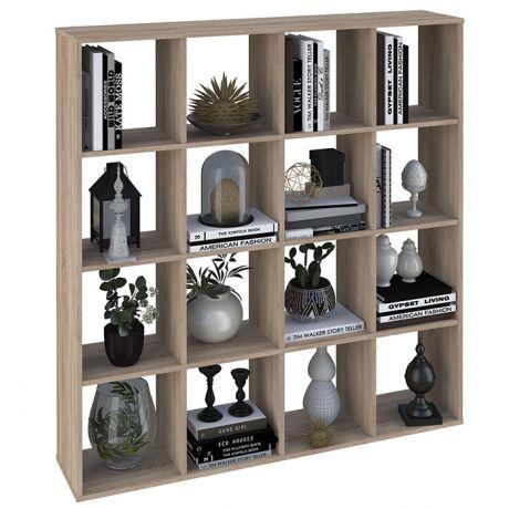Стеллаж Polini Home Smart Кубический 16 секции