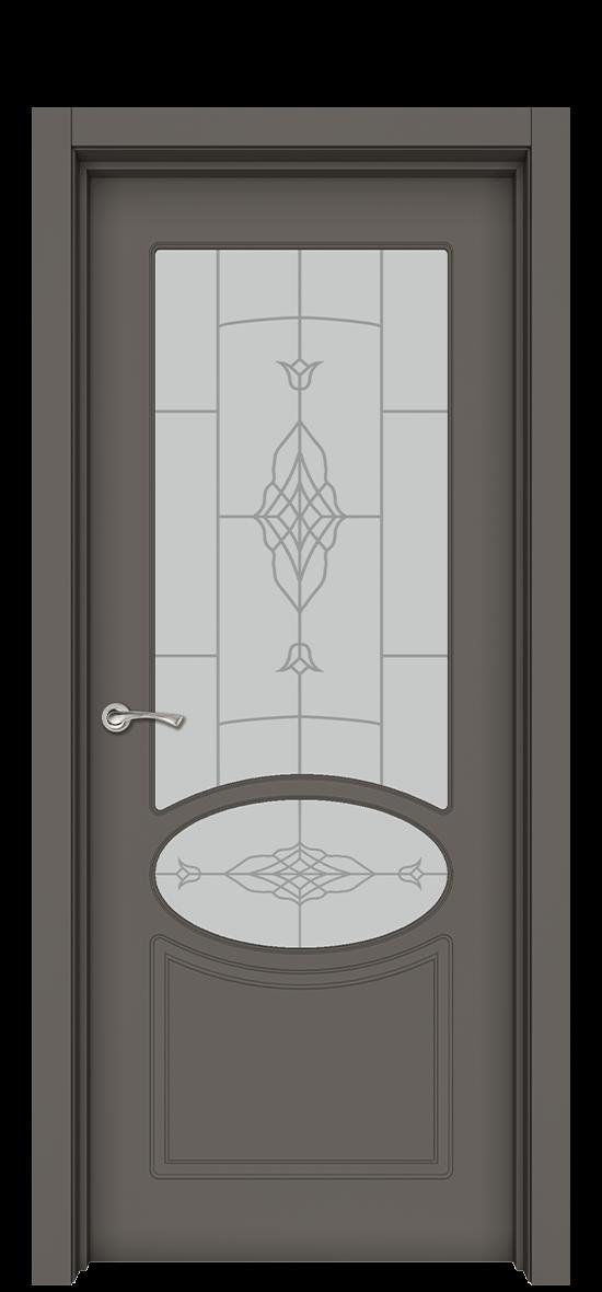 Межкомнатная дверь Алина ДО