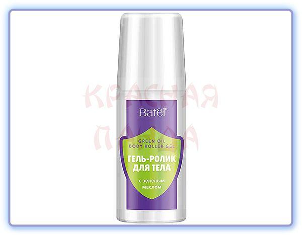 Batel Гель-ролик для тела с зеленым маслом