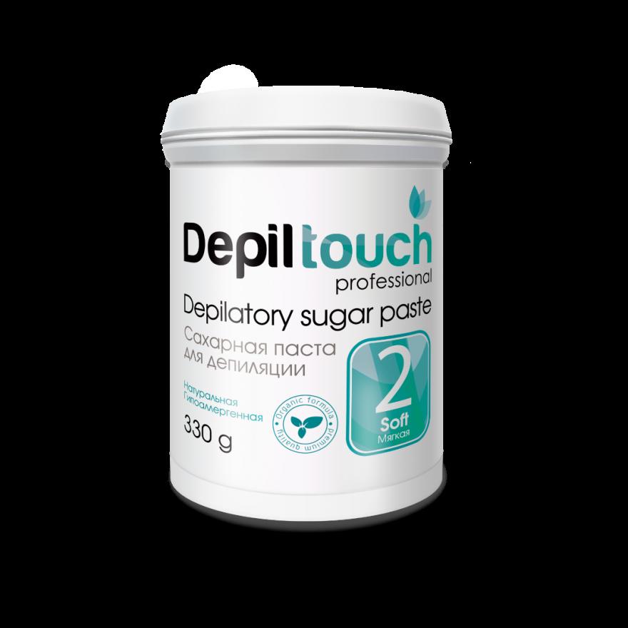 Сахарная паста Depiltouch Professional мягкая 330 гр.