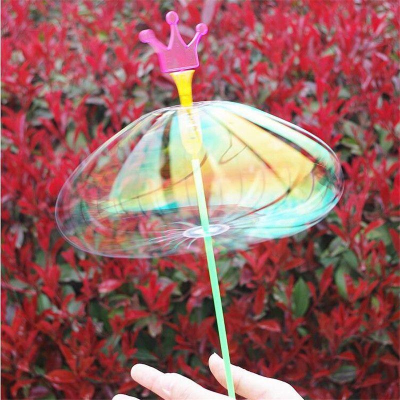 Волшебный пузырь на палочке