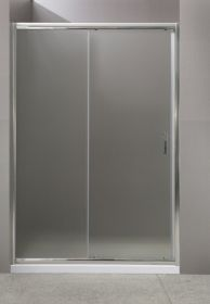 Душевая дверь BelBagno UNO-195-BF-1-130-P-Cr