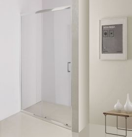Душевая дверь BelBagno UNO-195-BF-1-140-C-Cr