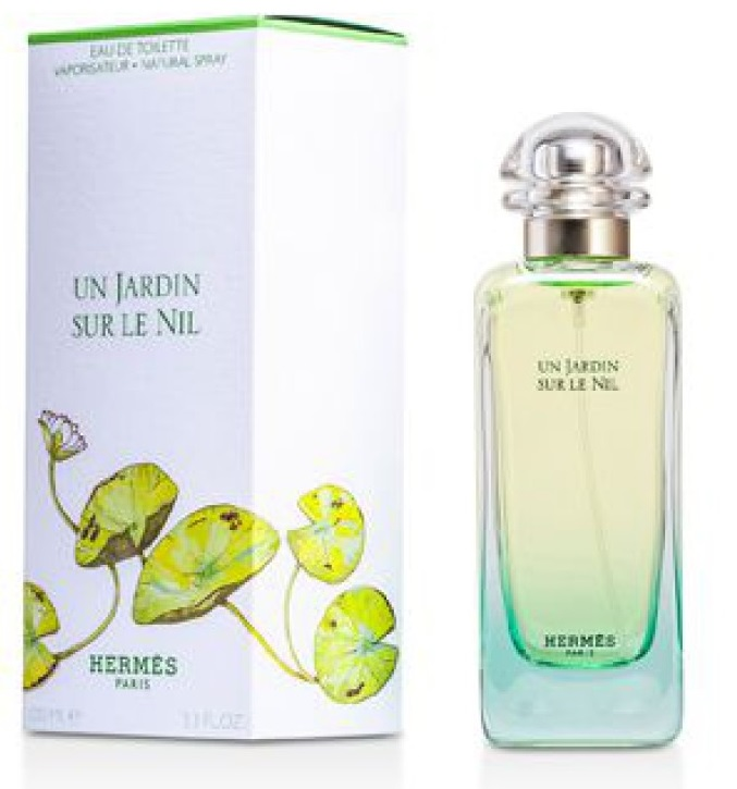 Hermes Un Jardin Sur Le Nil 100 ml (EURO)