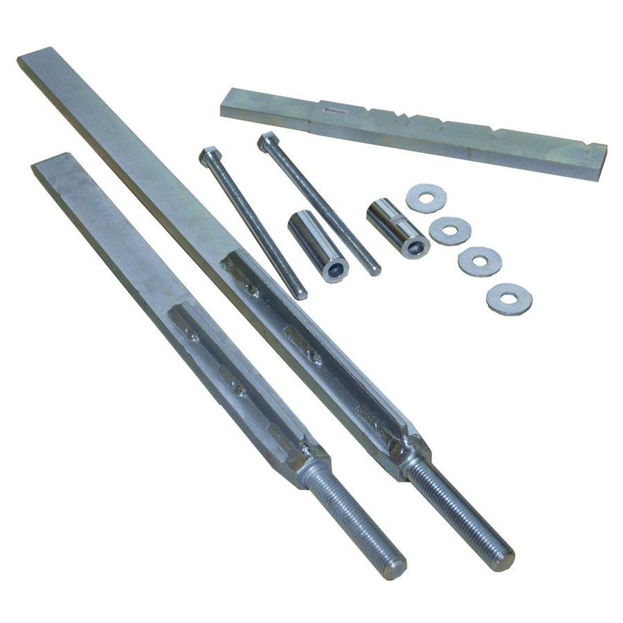 T2000604376 Адаптеры к 2000200262 для универсальных тормозных стендов Cartec