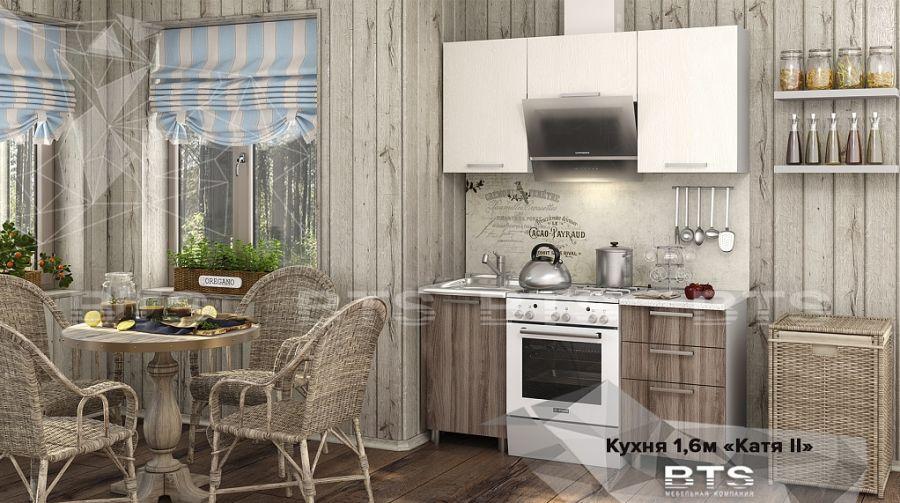 Кухня Катя 1,6 м (BTS)
