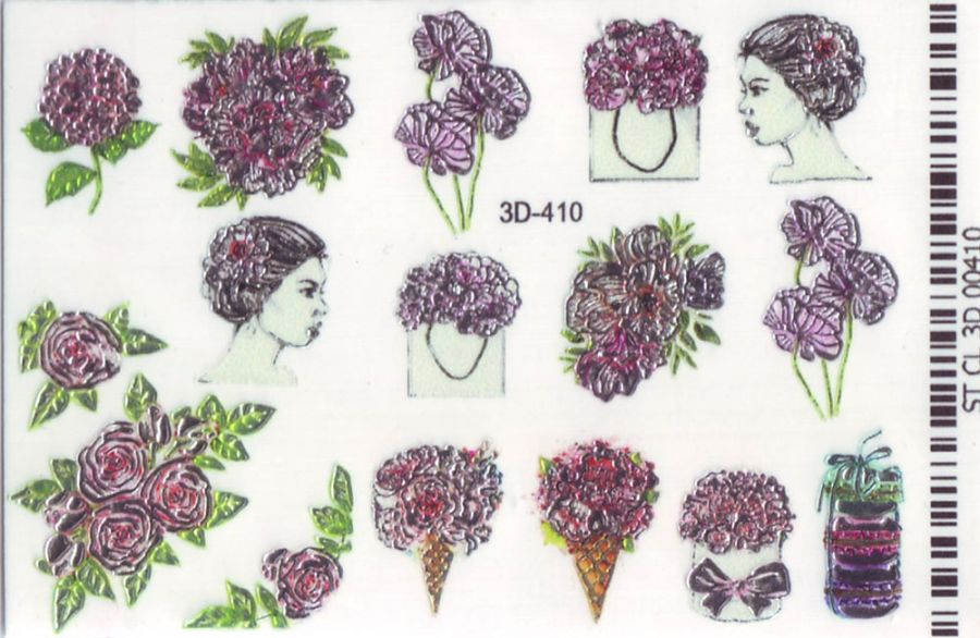 3D Слайдер-дизайн 3D410