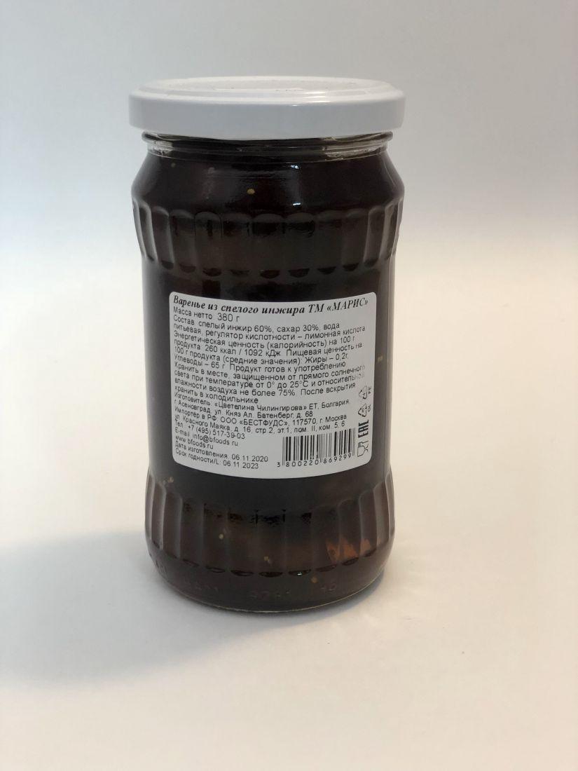 Варенье из спелого инжира - 380 гр