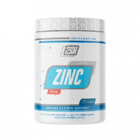 2SN Zinc Citrate 25mg 120 caps
