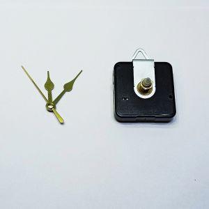 `Часовой механизм, шток 21 мм, со стрелками №18