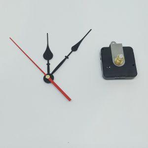 Часовой механизм, шток 21 мм, со стрелками №03 (1уп = 5шт)