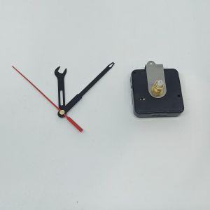 Часовой механизм, шток 21 мм, со стрелками №10 (1уп = 5шт)