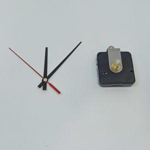 Часовой механизм, шток 21 мм, со стрелками №14 (1уп = 5шт)