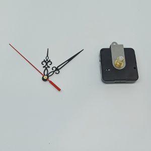Часовой механизм, шток 21 мм, со стрелками №16 (1уп = 5шт)