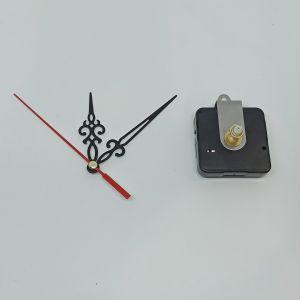 Часовой механизм, шток 21 мм, со стрелками №20 (1уп = 5шт)