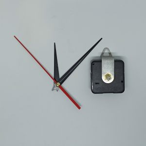 Часовой механизм, шток 16 мм, со стрелками №04 (1уп = 5шт)