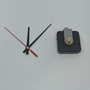 Часовой механизм, шток 16 мм, со стрелками №14 (1уп = 5шт)