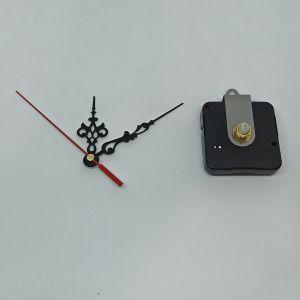 Часовой механизм, шток 16 мм, со стрелками №15 (1уп = 5шт)