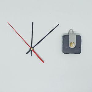 Часовой механизм, шток 16 мм, со стрелками №25 (1уп = 5шт)