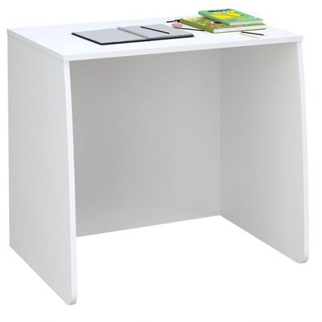 Стол для кровати-чердака с выдвижными элементами Polini kids Simple, белый