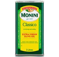Оливковое масло Monini Extra Virgin 3 л
