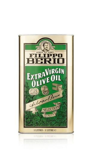 Оливковое масло Filippo Berio Extra Virgin 1 л