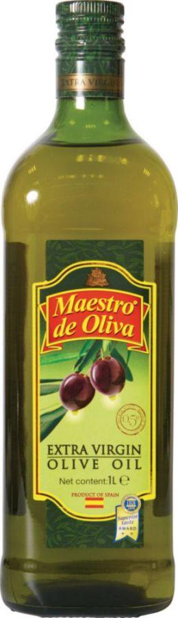 Оливковое масло Maestro de Oliva Extra Vergine 1 л