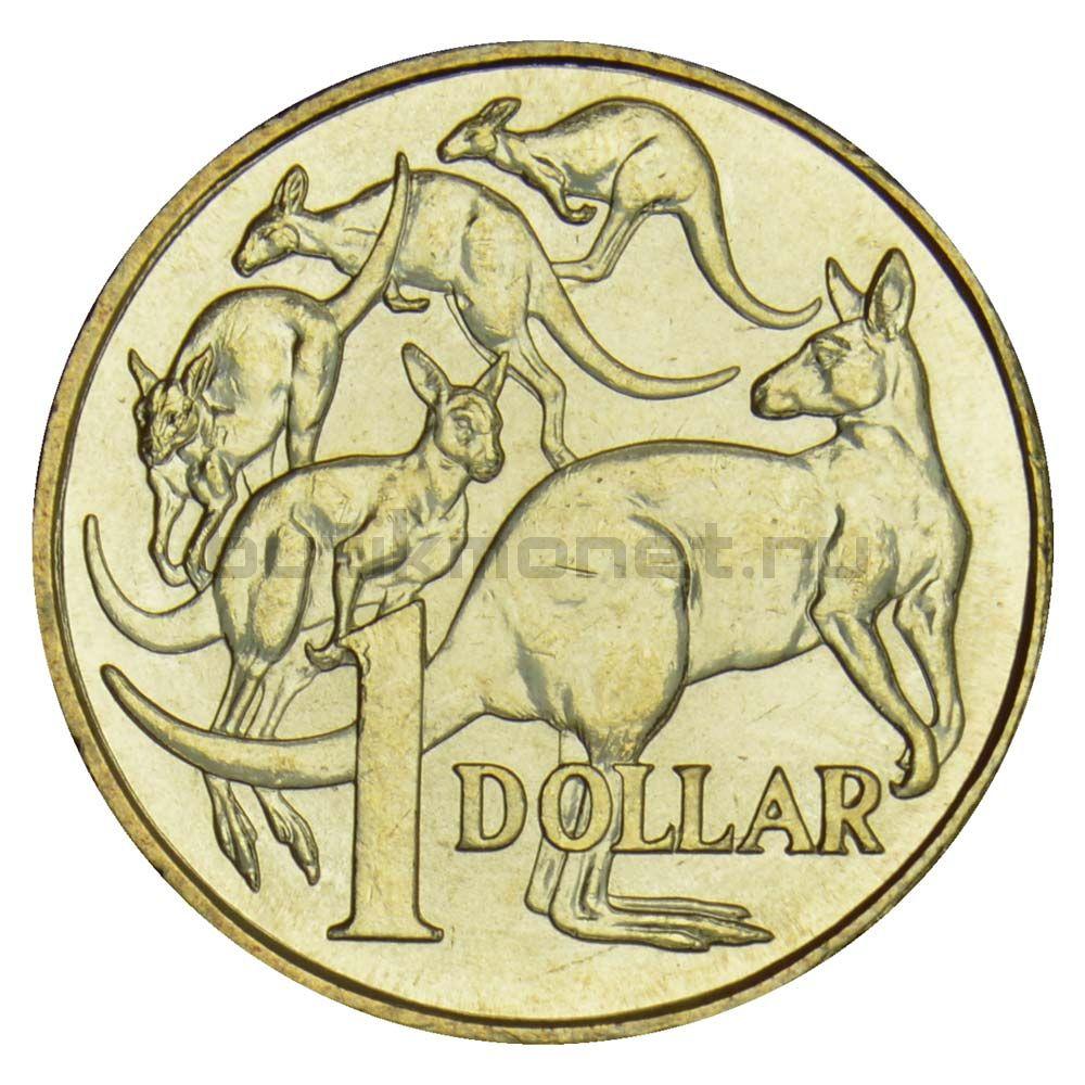 1 доллар 2018 Австралия