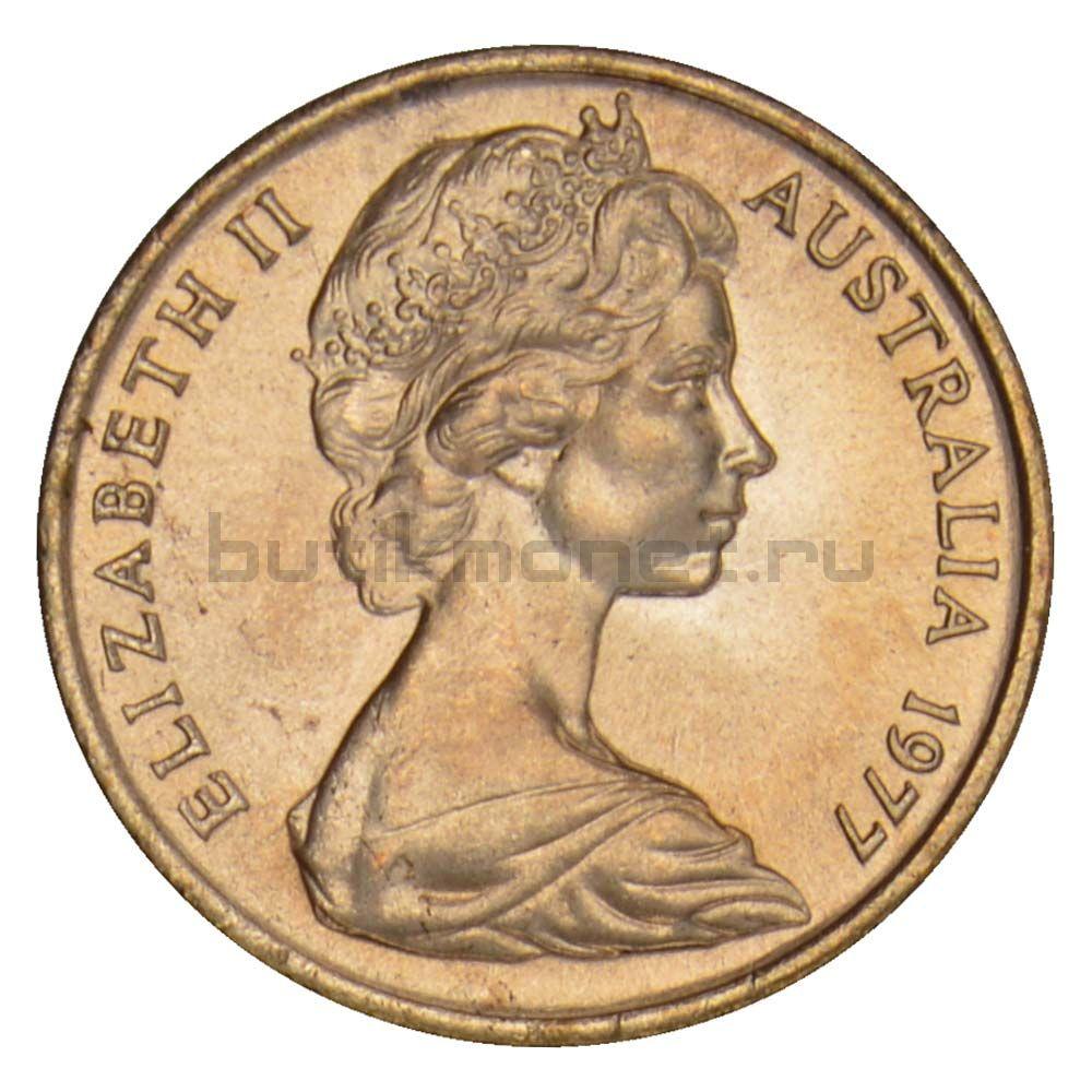 1 цент 1977 Австралия