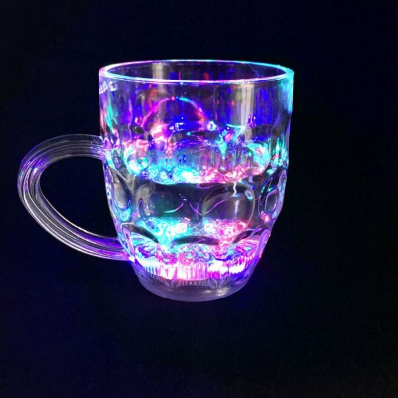 Светящийся Бокал Для Пива Color Cup, 300 Мл