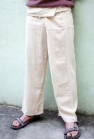 Тайские штаны (штаны рыбака) с завернутым поясом. Купить в СПб, интернет магазин