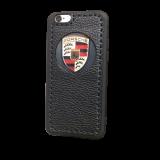 Кожаный чехол-накладка «Porsche» на iPhone