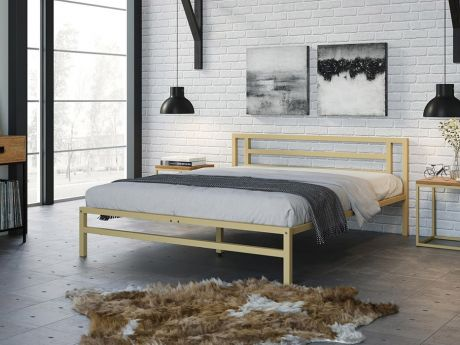 Двуспальная кровать Титан