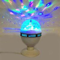 Светящийся шар на подставке, светодиодный